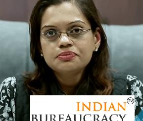 Aditi Singh IAS