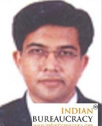 Sujal J Mayatra IAS