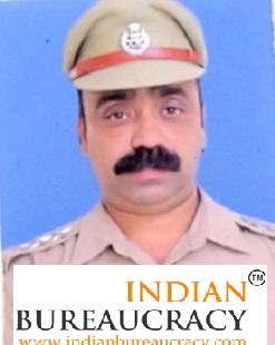 Virender Kumar IPS