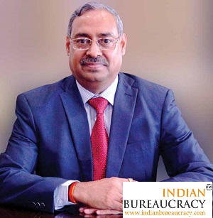 Anil Kumar Jha CMD-Indian Bureaucracy
