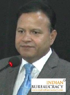 Mahender Nath Tiwari IPS