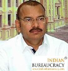 Ravindra Kumar Mishra IAS