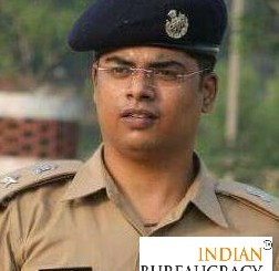 Atul Sharma IPS