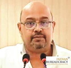 Atri Bhattacharya IAS