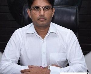Vipul Ujwal IAS