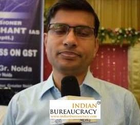 Kumar Prashant IAS