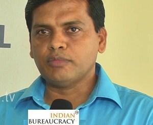 Patil Rajesh Prabhakar IAS