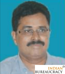 Srikanta Prusty IAS