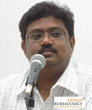 T Udhayachandran IAS