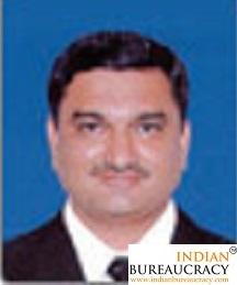 A M Sharma IAS