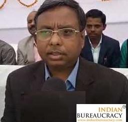 Divy Prakash Giri IAS