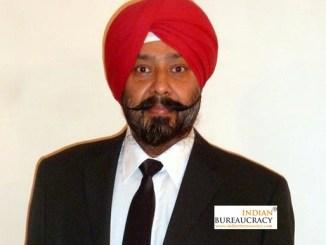 Karanbir Singh Sidhu IAS