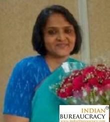 Nivedita Shukla Verma IAS
