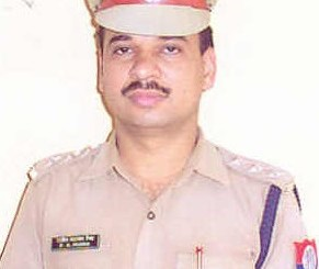 Rajiv Narain Misra IPS