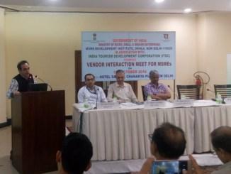ITDC Organized vendor interaction meet