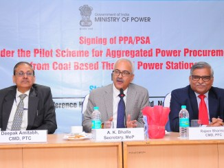 State Discoms signed PPAs with PTC