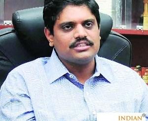 Ajit Balaji Joshi IAS