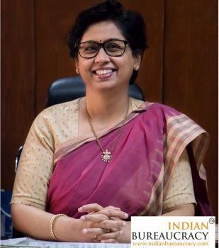 Vasudha Mishra IAS