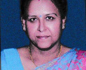 Vinita Vaid Singal IAS