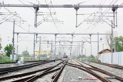 Electrification of Railway Tracks