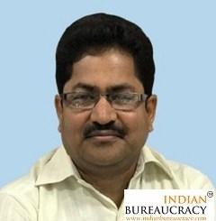Prakash Chandra Srivastava UP IAS