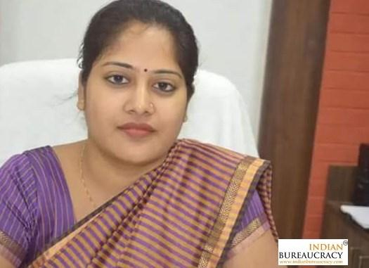 Shilpa Gupta IAS MP