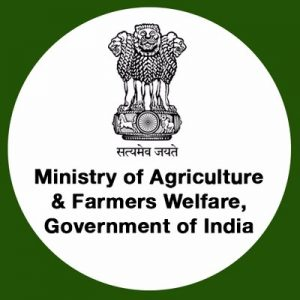 Ministry of Agriculture & Farmers Welfare