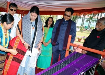 NID at Bhopal and Jorhat Inaugurated