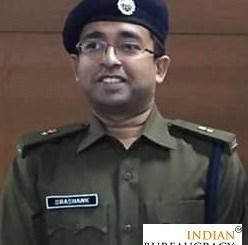 Shashank Kumar Sawan IPS HR