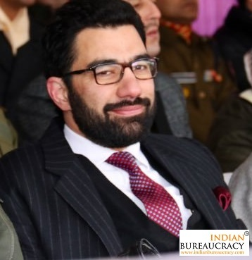 Syed Abid Rashid Shah IAS