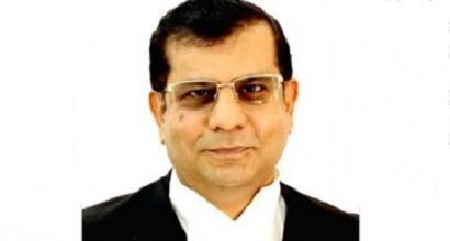 Justice Raghvendra Singh Chauhan