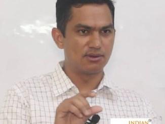Prem Prakash Meena IAS