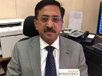 Ajit Kesari IAS MP