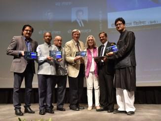 John Bailey launches the Hindi version of 'Digital Dilemma