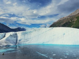 Melting small glaciers could add 10 inches
