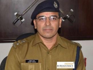 Rajeev Pachar IPS