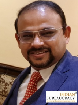 Santosh Kumar Mall IAS
