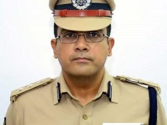 C M Thri Vikram VarmaIPS
