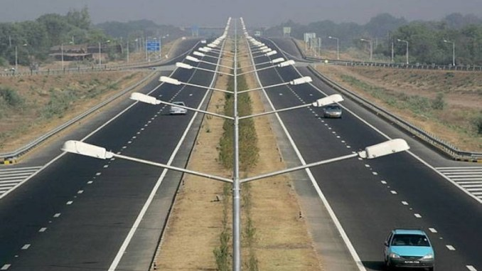Four Laning of National Highways
