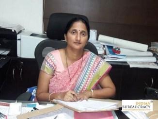 K Madhavai Latha IAS