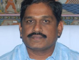 M T Krishna Babu IAS