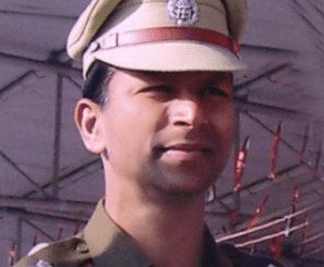 B Chandra Sekhar IPS