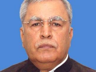 Farooq Khan IPS