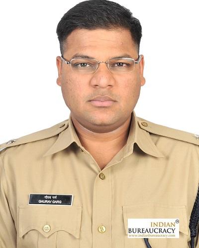 Gaurav Garg IPS PB