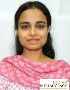 Kritika Sharma IAS WB-Indian Bureaucracy