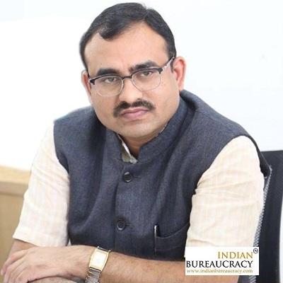 Prashant B Narnaware IAS MH-Indian Bureaucracy