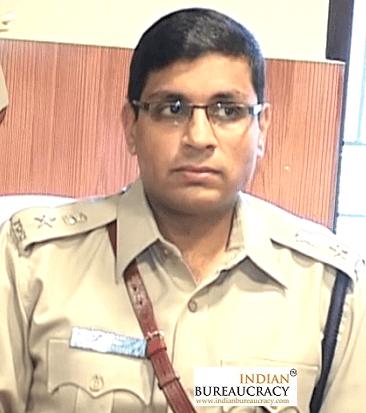 Sanjeev Arora IPS od- Indian Bureaucracy