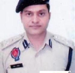 Shive Kumar Verma IPS