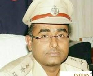 Amresh Kumar Mishra IPS