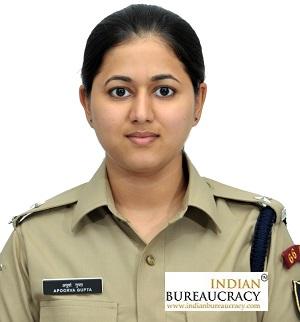 Apoorva Gupta IPS